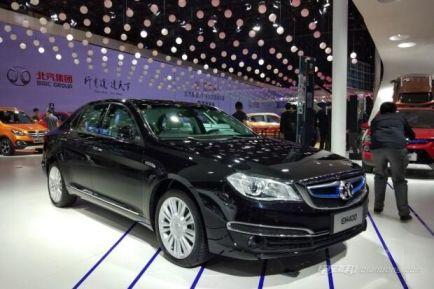 北汽EH400售价及车型介绍