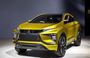 跨界SUV三菱eX概念车介绍