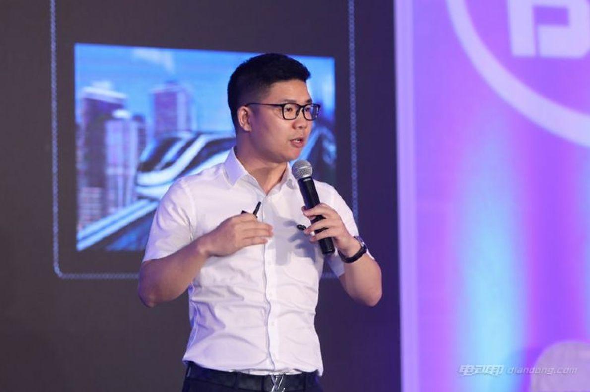 比亚迪总经理助理赵长江:做一个有温度的品牌