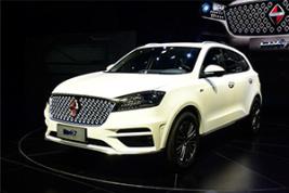 纯电动SUV宝沃BXi7将于今年年内推出