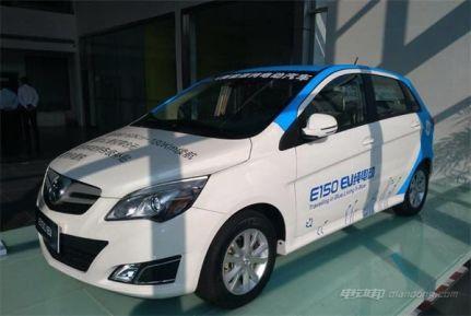 北汽e150纯电动汽车怎么样