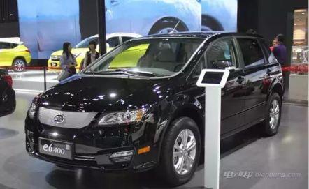 纯电动汽车比亚迪e6车型介绍