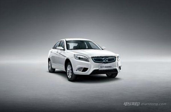 国产紧凑型电动车车型推荐二:北汽EU260