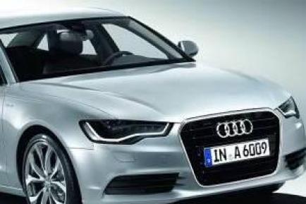 奥迪A6混动版电动汽车怎么样?车型介绍