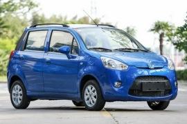 补贴后售价为4.98万 海马爱尚EV160上市