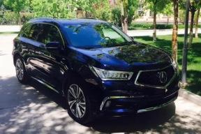 6月3日讴歌MDX深港澳国际车展华南区域正式上市!