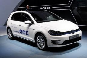 增加运动性 大众将推高尔夫GTE性能版