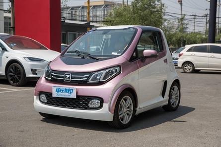 2017款 众泰 E200 新能源汽车