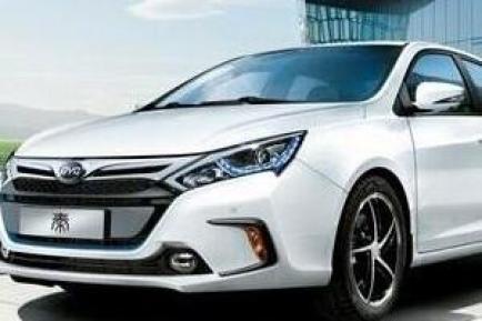 最好的国产电动汽车有哪些?车型推荐