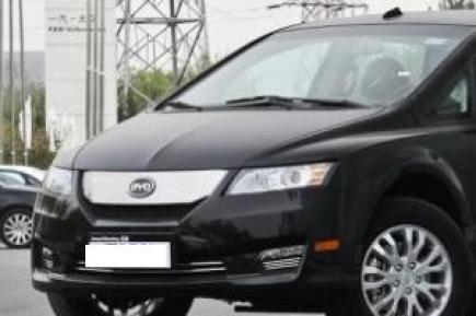 比亚迪e6电动汽车车型介绍