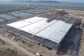 2018年投产 威马汽车工厂设备开始安装