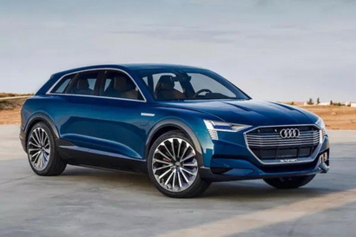 奥迪电动车规划曝光 将推多款纯电动车型