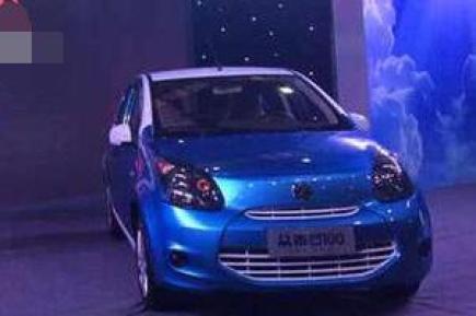 众泰Z100电动汽车多少钱?