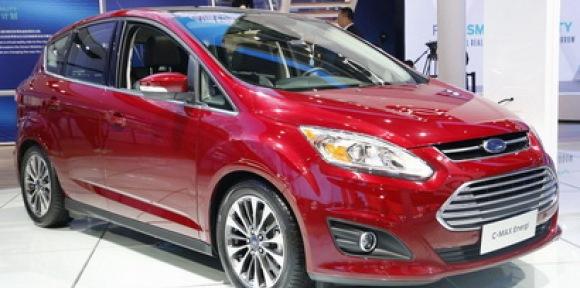 最低15.38万 进口福特C-MAX混动版被买断