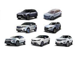 售价12-40万,7款待上市纯电动SUV盘点