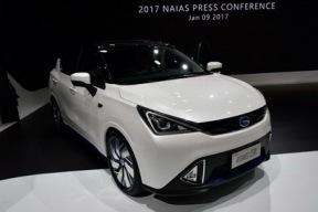 广汽传祺GE3/GS4 PHEV将于6月16日上市