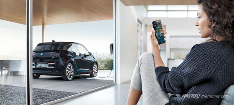 BMW i3智能化