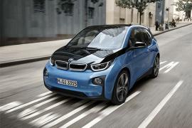BMW i3升级款购车手册:推荐升级款时尚型