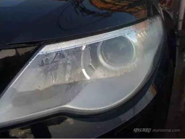 汽车大灯烧了,汽车大灯修理怎么办?