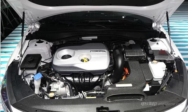 国产起亚K5插电混动版动力