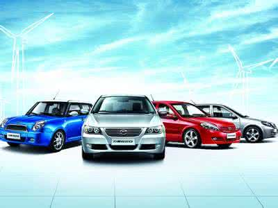 中国民营汽车品牌介绍一:力帆