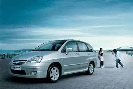 配置进口发动机的车型介绍三:利亚纳