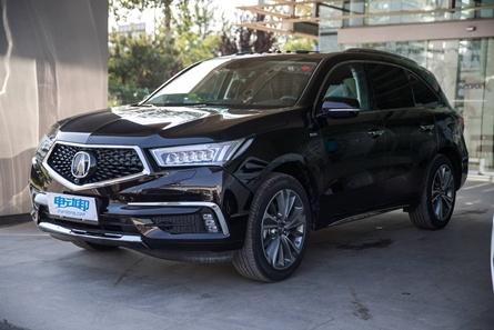 2017款 讴歌 MDX Hybrid 新能源汽车