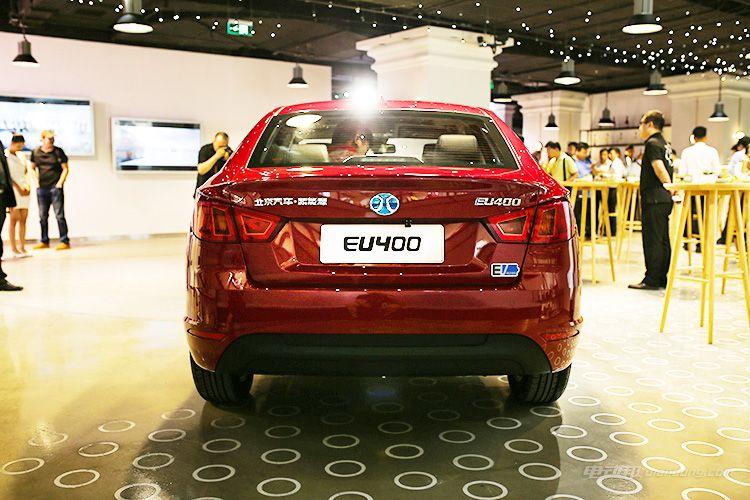 北汽新能源EU400