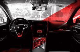 比亚迪2017款秦EV300大屏功能一图看懂
