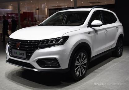2017款荣威ERX5车型介绍