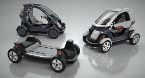 拓扑优化+3D打印 韩国推轻量化电动微型概念车