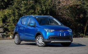 EC系列热销中 购车优惠高达10.2万元