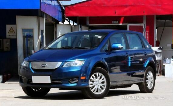 比亚迪纯电动SUV汽车介绍:比亚迪e6 400