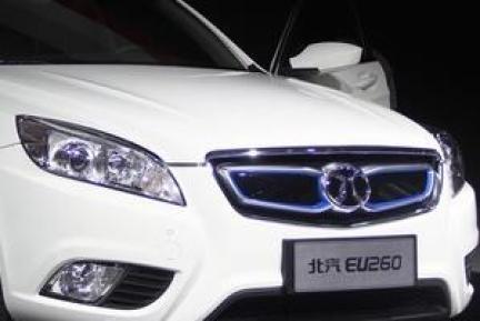 中国新能源汽车有哪些?新能源汽车推荐