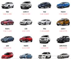 吉利各种车型-吉利品牌介绍
