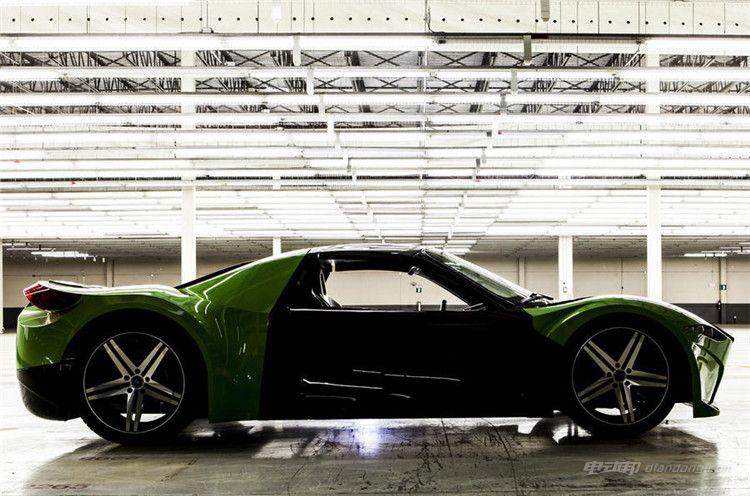 Dubuc Motors战斧3