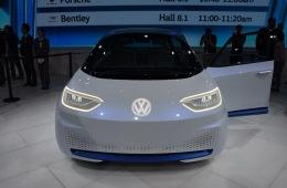 9月亮相 大众将发布第四款I.D.新车