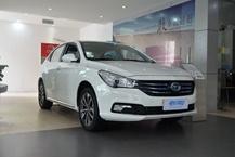 2017款 广汽传祺 GA3S 新能源汽车