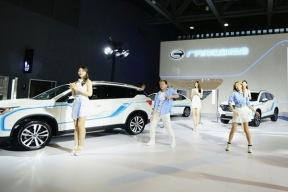 五个点感受广州新能源智能车展从华南之最转型国际车展