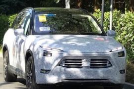 蔚来首款纯电动SUV ES8路试谍照曝光