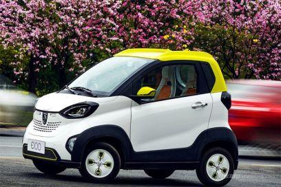宝骏E100最新消息 E100新车 E100导购用车新闻 电动邦高清图片