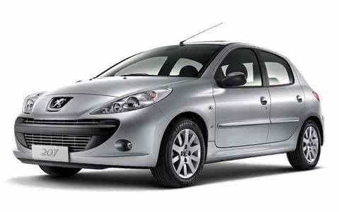 8至10万的车车型推荐:标致207