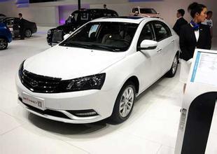 8至10万的车车型推荐:帝豪EC7