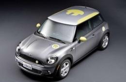 从纯电动MINI开始 宝马旗下所有车系将实现电动化
