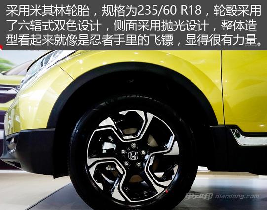 东风本田新款SUV/
