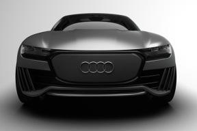 曝奥迪Q4 E-Tron概念车假想图 量产版2019年上市