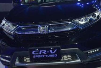 2017款本田CR-V车型介绍,本田cr v2017