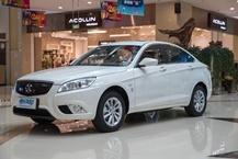 2017款 北汽 EU400 新能源汽车