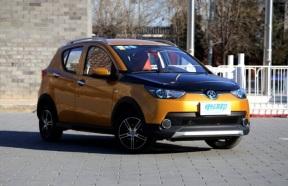 电池升级 北汽新能源EC200开启预售