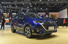 EV300四季度上市 曝北汽新能源新车计划